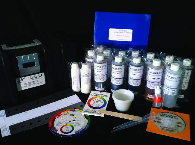 Hydro Dye Spot Dye Kit